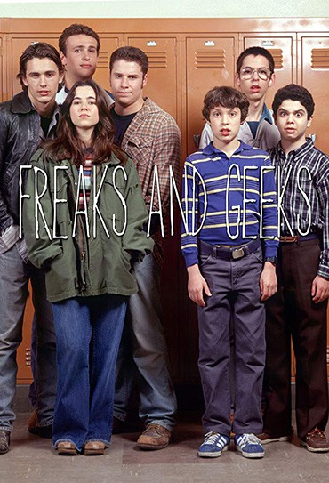 Poster do filme Freaks and Geeks