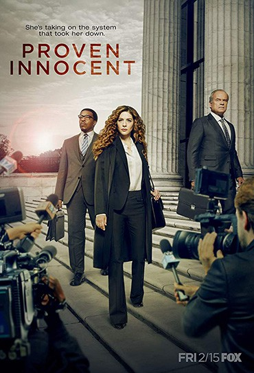Poster do filme Proven Innocent