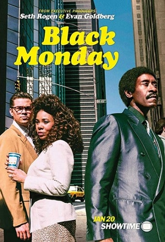Poster do filme Black Monday
