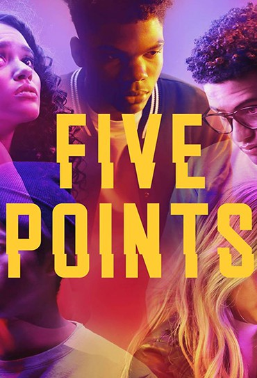 Poster do filme Five Points