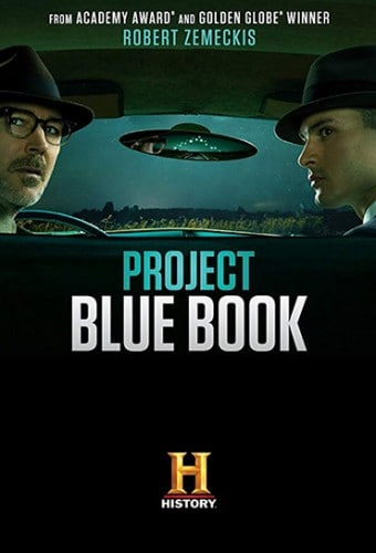 Poster do filme Project Blue Book
