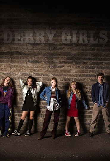 Poster do filme Derry Girls