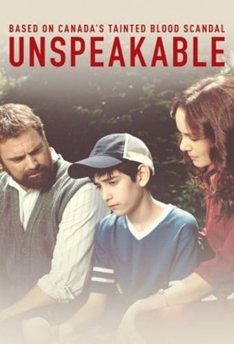 Poster do filme Unspeakable