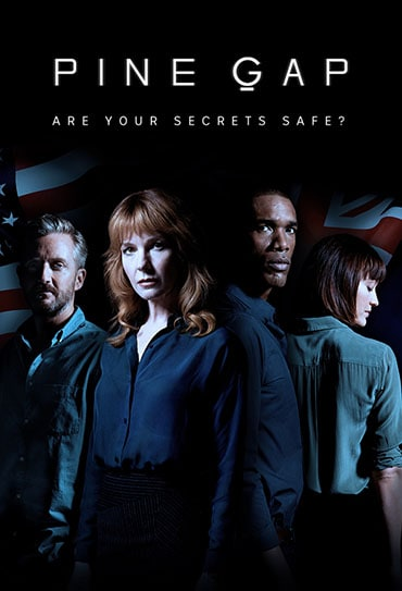 Poster do filme Pine Gap