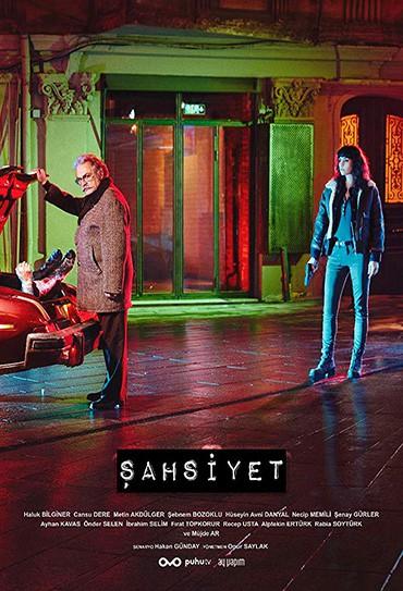 Poster do filme Sahsiyet