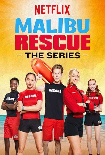 Poster do filme Resgate em Malibu: A Série