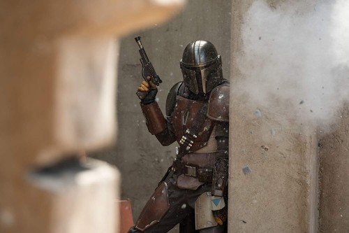 Imagem 2 do filme The Mandalorian