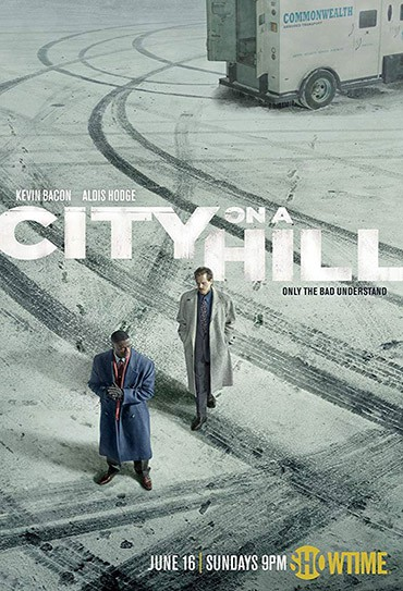 Poster do filme City on a Hill