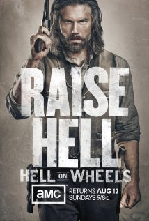 Poster do filme Hell on Wheels