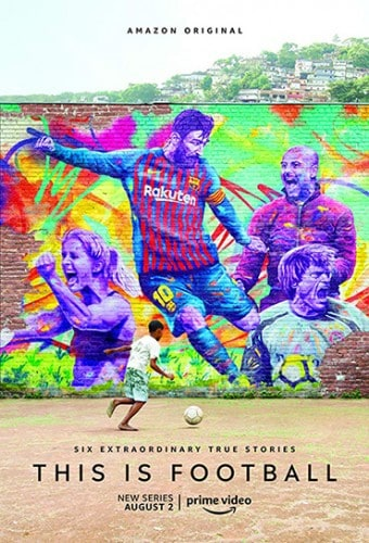 Poster do filme This is Football