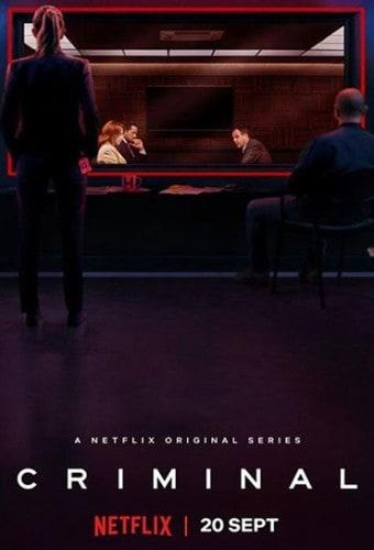 Poster do filme Criminal
