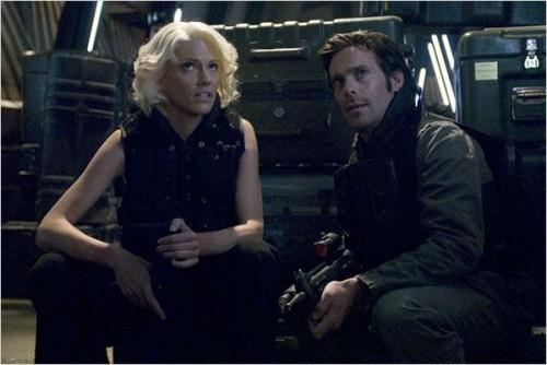 Imagem 3 do filme Battlestar Galactica