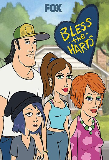 Poster do filme Bless the Harts