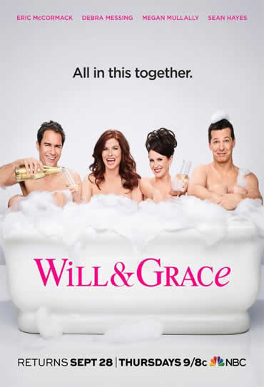 Poster do filme Will & Grace