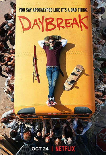 Poster do filme Daybreak