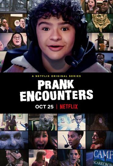 Poster do filme Grite, você está sendo filmado