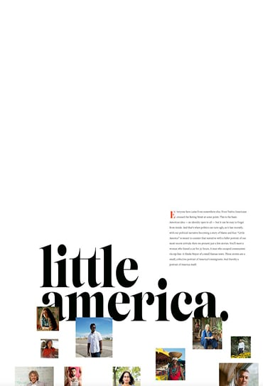 Poster do filme Little America