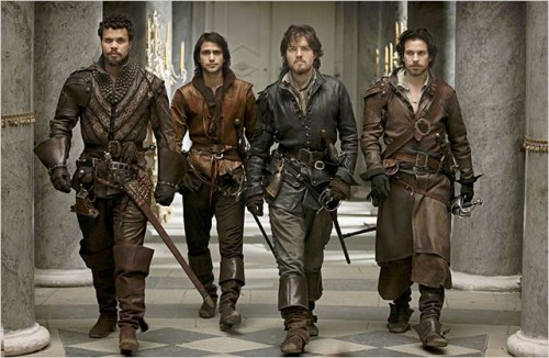 Imagem 5 do filme The Musketeers