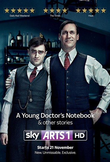 Poster do filme Diário de um Jovem Médico
