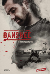 Poster do filme Banshee