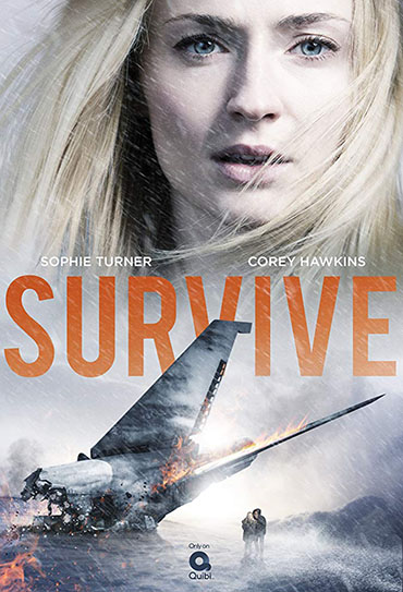 Poster do filme Survive