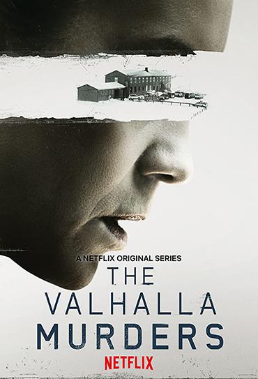 Poster do filme O Assassino de Valhalla