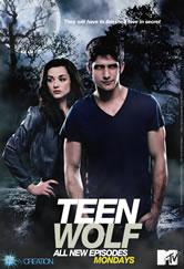 Poster do filme Teen Wolf