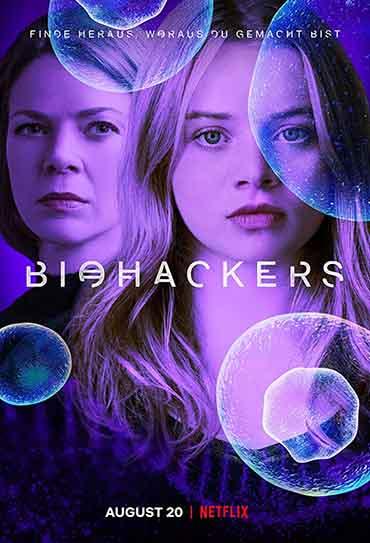Poster do filme Biohackers