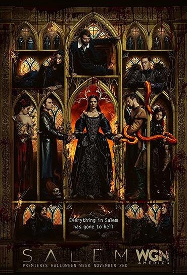 Poster do filme Salem