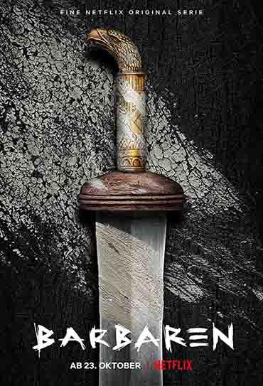 Poster do filme Bárbaros