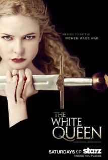 Poster da série The White Queen