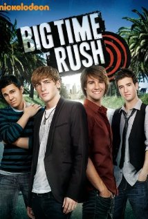 Poster do filme Big Time Rush