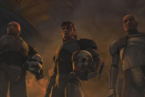 Imagem 4 do filme Star Wars: The Bad Batch
