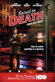 Poster do filme Bored To Death