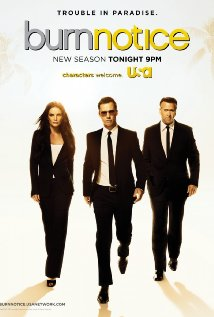 Poster do filme Burn Notice