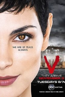 Poster do filme V: Visitantes