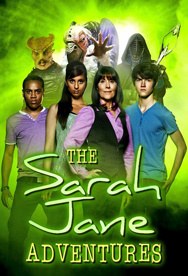 Poster do filme As Aventuras de Sarah Jane