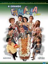 Poster do filme A Grande Família