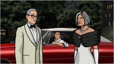 Imagem 4 do filme Archer
