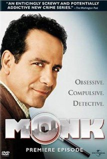 Poster do filme Monk: Um Detetive Diferente