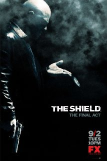 Poster do filme The Shield