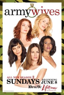 Poster do filme Army Wives