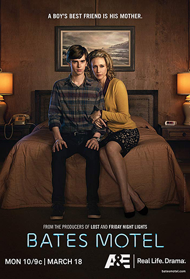 Poster do filme Bates Motel