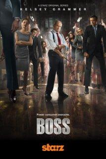 Poster da série Boss