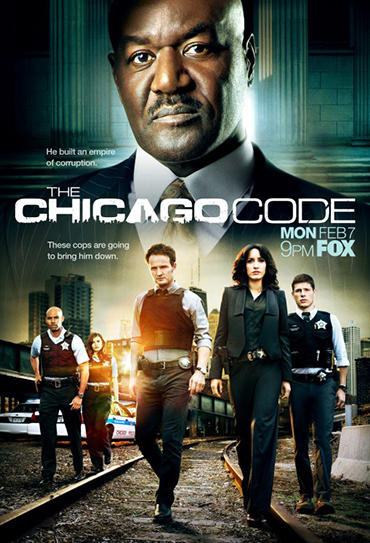 Poster do filme The Chicago Code