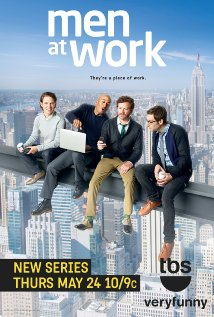 Poster do filme Men At Work