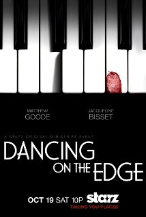 Poster do filme Dancing on the Edge