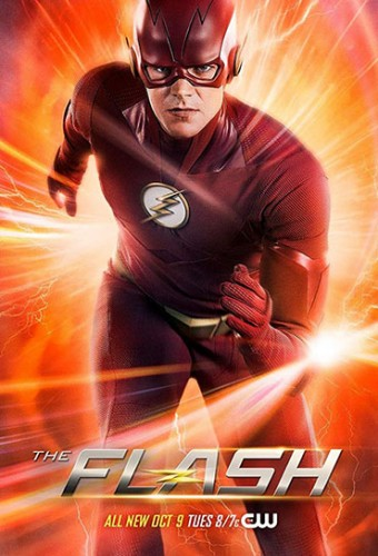 Poster do filme The Flash