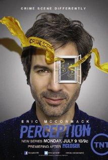 Poster da série Perception