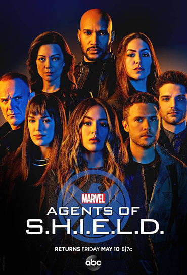 Poster do filme Agents of S.H.I.E.L.D.